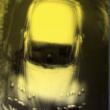 Heinz G. Mebusch - Moving, yellow - conceptual chromogenic photo print
