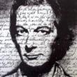 Heinz G. Mebusch - Self portrait - conceptual photo print