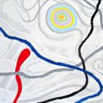 Albert Gogoudze - o.T. - Gemälde