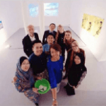 Contribution - IAM, Brunei Calling - Martin Müller with team