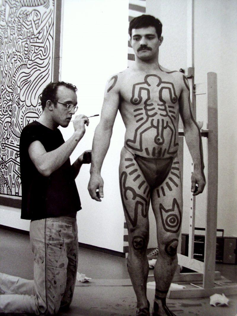 Vera Isler-Keith Haring