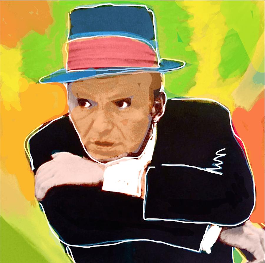 A.P. Astra-Frank Sinatra.