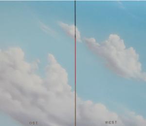 Brockerhoff Ost West  300x260 - Joe Brockerhoff - Ost West - painting