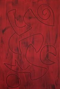 Jansen Nightlife painting 202x300 - Michael Jansen - Nightlife - painting