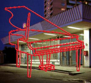 Jansen Red Grand Piano Moscow 300x273 - Michael Jansen -  Red Grand Piano Moscow