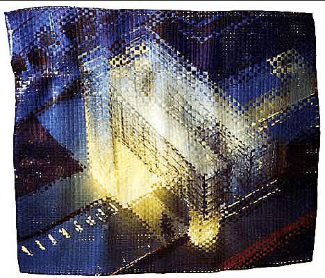 Monika von Eschenbach illuminated architecture - Monika von Eschenbach - Illuminated architecture