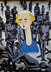 Zolper Damenbild ArtForum Editions 213x300 - Heinz Zolper -  Damenbild -  ArtForum Editions