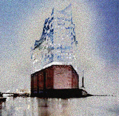 A.P. Astra Flagship digital print - Kim Sung I A.P. Astra, Hamburg Sound.