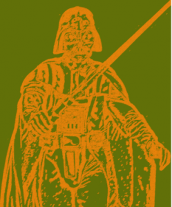 A.P. Astra My Darth Vader mixed media  249x300 - Gallery