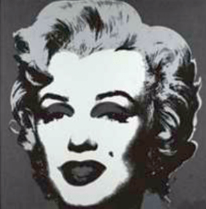 Andy Warhol untitled Marilyn Monroe black silkscreen 296x300 - Gallery
