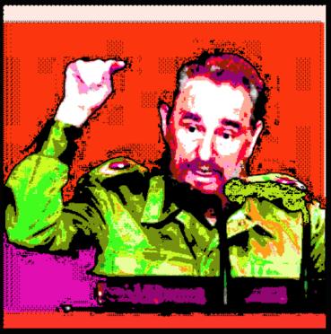 Astra Castro - A.P. Astra - Fidel Castro
