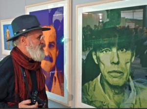 Contribution Heinz G. Mebusch Ostrale at Art Thessaloniki 300x223 - Gallery