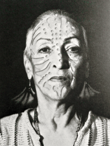 Heinz G. Mebusch Meret Oppenheim conceptual photo print 225x300 - Gallery