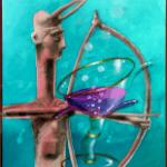 Heinz Zolper - Zen - painting