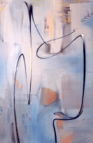Joe Brockerhoff . Der Augenblick eines Peitschenschlags painting - Joe Brockerhoff . Der Augenblick eines Peitschenschlags - painting
