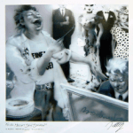 Joe Brockerhoff -duchow2, Keine Macht den Doofen - painting -98