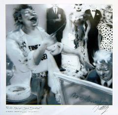 Joe Brockerhoff duchow2 Keine Macht den Doofen painting 98 - Gallery