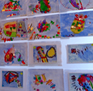 Kids Art Contest  - Gallery