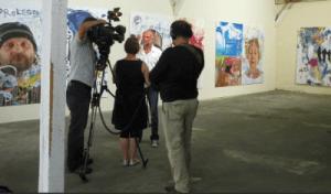 Martin Müller TV interview 300x176 - Gallery