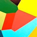 Mike Jansen - Hommage à Otto Freundlich X - painting