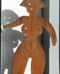 Ursula Reinsch - o.T. - steel sculpture