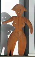 Ursula Reinsch o.T. steel sculpture - Ursula Reinsch - o.T. - steel sculpture