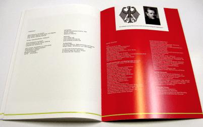 Wahrnehmung und Glaube Catalogue view - Heinz Zolper - Wahrnehmung und Glaube - Exhibition catalogue view