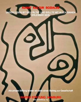 Winter Stiftung Poster ref. M. Jansen - Winter Stiftung Poster - ref. Michael Jansen