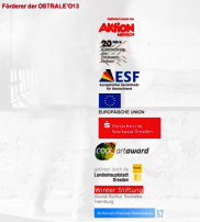 Winter Stiftung support of Ostrale - Winter Stiftung - support of Ostrale