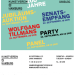 Wolfgang Tillmans, Kunstverein Hamburg 200 Jahrfeier