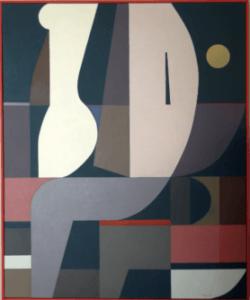 Yannis Moralis erotikon with yellow moon painting 250x300 - Gallery