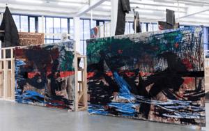 Oscar Murillo Kunstverein Hamburg 300x188 - Oscar Murillo, Kunstverein Hamburg
