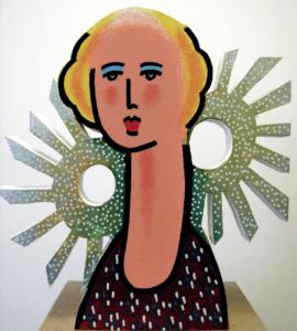 Zolper Dame mit Sonnen 270x300 - Zolper, Dame mit Sonnen