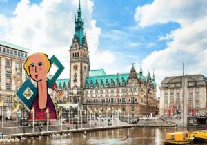 Zolper Dame Skulptur vor Rathaus Hamburg Entwurf 300x210 - Zolper > Dame Skulptur > vor Rathaus Hamburg > Entwurf