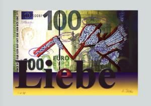 Zolper Versohnung der Werte Liebe. ArtForum Editions 300x211 - Reconciliation of values - Versöhnung der Werte