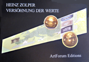 Zolper Vesohnung der Werte. Artforum Editions 300x209 - Reconciliation of values ​- Versöhnung der Werte